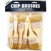 "24-Piece Chip Brush Set 1"",2"",3"" - BB12324 - Pkg Qty 6"