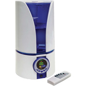 Comfort Zone® Humidifier CZHD81 W/ Remote Ultrasonic Cool Mist 1.1 Gallon