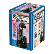 AquaPlumb® SSP12 1/2 HP Submersible Sump Pump