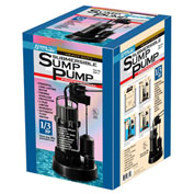 AquaPlumb® SSP13 1/3 HP Submersible Sump Pump