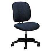 HON® Fabric Task Chair Swivel - Blue - ComforTask Series