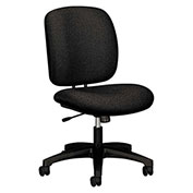 HON® Fabric Task Chair Swivel and Tilt - Black - ComforTask Series