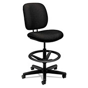 HON® Task Swivel Stool - Black - ComforTask Series