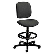 HON® Task Swivel Stool - Gray - ComforTask Series