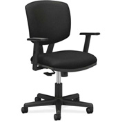 HON® Volt Series Task Chair with Synchro-Tilt Black