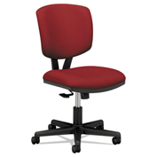 HON® Volt Series Task Chair Pneumatic Swivel Tilt Lock Crimson