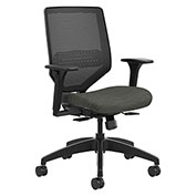 HON® Mesh Back Task Chair - Ink - Solve Series