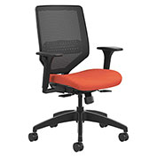 HON® Mesh Back Task Chair - Bittersweet - Solve Series