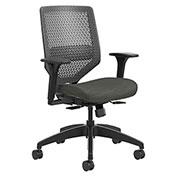 HON® ReActiv Back Task Chair - Ink/Charcoal - Solve Series