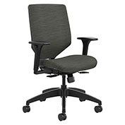 HON® Upholstered Back Task Chair - Ink - Solve Series