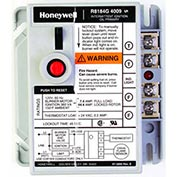 Honeywell Protectorelay Oil Burner Control W/ 45 Sec Lock Out Timing R8184G4009