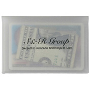 Promotional Document Holders - ID/Card Holder