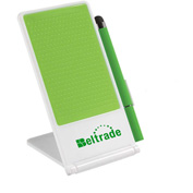 Promotional Cell Phone Stands - Phone Stand With Stylus Pen