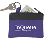 Promotional - Zippered Coin Pouch