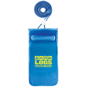 Promotional Coin Pouches - Handy Waterproof Pouch w/ Neck Cord
