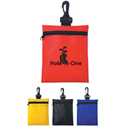 Promotional Pouches - Non-Woven Zippered Pouch