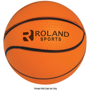 Promotional Stress Balls - Basketball