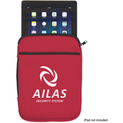 Promotional Tablet Cases - Dual Compartment Tablet Case