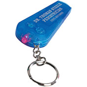 Custom Keychains - Whistle Light/Key Chain