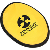 "Promotional Sports - 10"" Flying Disk w/Matching Pouch"