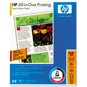 "Copy Paper - HP 207000 - 8-1/2"" x 11"" - White - 500 Sheets/Ream"