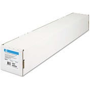 """HP Everyday Pigment Ink Photo Paper Roll Q8917A, 36"""" x 100', Glossy White, 1 Roll"""