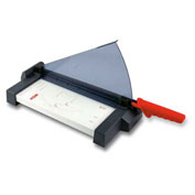 "HSM® G3210 Guillotine Paper Cutter, 12.8"" Cutting Length"