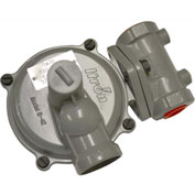 Itron Step Down Gas Pressure Regulator B42 - Dual Fuel Heaters