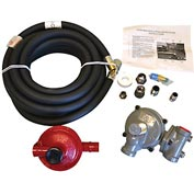 Heat Wagon Heater Installation Kit to Propane Tank, INSTKIT