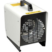 Heat Wagon Electric Heater P1500 - 1.5 KW, 5100 BTU, 120V
