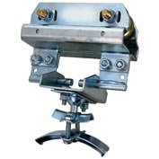 "Hubbell F-IT-S3/5.7R3 Adjustable S-Beam Intermediate or Tow Trolley For Cable -0.94"" - 1.25""Dia."