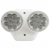 Hubbell CIRD Indoor Double Head Remote LED Fixture, 120-277V