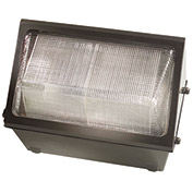 Hubbell WGH-225L-4K-U-L Compact LED Wallpak, 10000L, 97W, 4000K, Dark Bronze, DLC, Wet Location