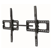 "TygerClaw LCD3038BLK 60""-102"" Extendable Tilt Monitor Wall Mount - Black"