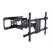 "TygerClaw LCD3429BLK 37""-70"" Full Motion Monitor Wall Mount - Black"