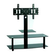 "TygerClaw LCD8401BLK 37""-60"" TV Stand - Black"