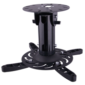 TygerClaw PM6005BLK Projector Ceiling Mount - Black