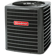 Goodman Condenser With Heat Pump GSZ140481, 48000 BTU Cool, 47000 BTU Heat, 4 Ton, 14 SEER