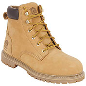 """KING'S® KCWB04 Men's Leather Workboot, 6"""" Height, Size 14, Wheat"""