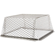 """HY-C Roof VentGuard Stainless Steel 30"""" x 30"""" x 12"""" 3 Pack - RVG3030-3"""