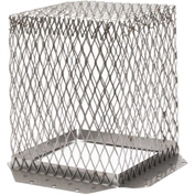 """HY-C Roof VentGuard Stainless Steel 7"""" x 7"""" x 9"""" - RVG77"""