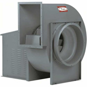 "Hartzell Backward Curved Centrifugal BLWR-S03P, 24""Dia WHL, 20HP Belt Drive S03P0-242BC100STFCP3"
