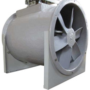 "Hartzell Mounting Feet For Fiberglass Belt Drive Duct Fan-S35, 18"", S35-MOUNTING FEET-PAIR-18"