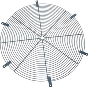 "Hartzell Outlet Guard For Fiberglass Belt Drive Duct Fan-S35, 18"", S35-OUTLET GUARD-18"