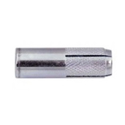 1/2-13 Ultra-Drop™ Drop-In Anchor - Steel - Zinc - Pkg of 50 - Wej-It WD12
