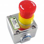IDEM 231100 ES-SS E-Stop Switch Replacement Lid