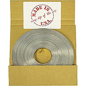 "Stainless Steel Strapping 5/8"" x .020"" x 200' Self Dispensing Box"