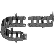 "Igus® 250-10-055-0-4 Energy Chain® System, 1.38"" x 4.69"" Outside, 2.17"" Bend, 4' Length"