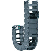 """Igus® 5050-20-250-0-1 Energy Chain® System, 4.25"""" x 9.84"""" Outside, 9.84"""" Bend, 1' Length"""