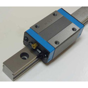 IKO Carbon Steel Maintenance-Free Linear Way  Std. Preload Short Block 34mm Block Width, 24mm Height